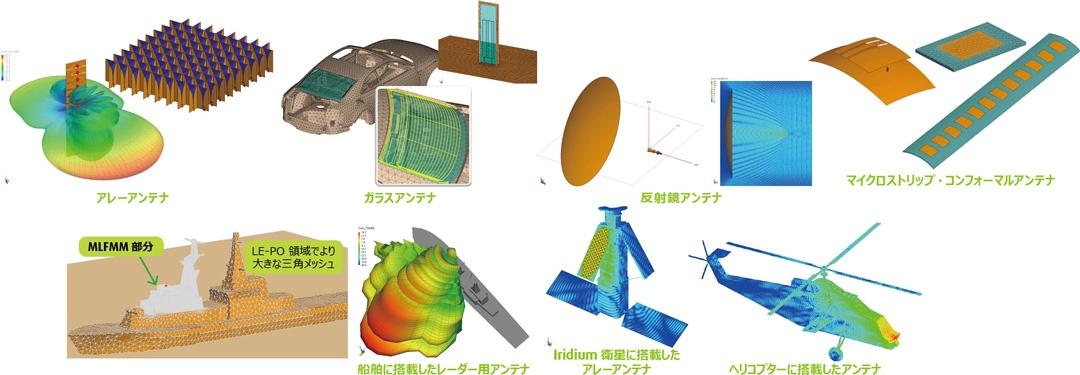 高周波電磁界解析ソフトFEKOwebinar03